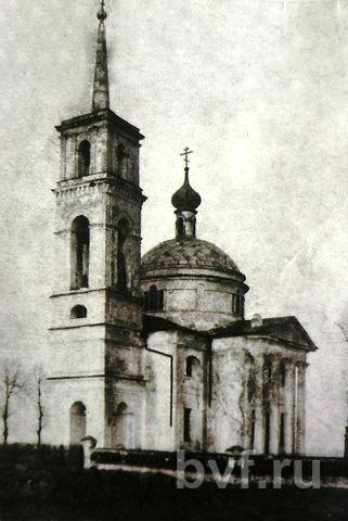 Нажмите на изображение для увеличения Название: Покровская церковь в селе Пады 1937 (1809).jpg Просмотров: 63 Размер:30.1 Кб ID:1668420