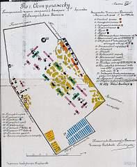 Нажмите на изображение для увеличения Название: План 2-й бригады Кавалерийского Запаса 1897 год.jpg Просмотров: 122 Размер:421.6 Кб ID:1783717