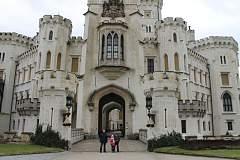 Нажмите на изображение для увеличения Название: Замок ГЛУБОКА над Влтавой.jpeg Просмотров: 9 Размер:62.9 Кб ID:2124542