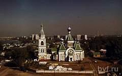 Нажмите на изображение для увеличения Название: Казанская церковь после рестоврации 1989.jpg Просмотров: 33 Размер:71.9 Кб ID:2754917