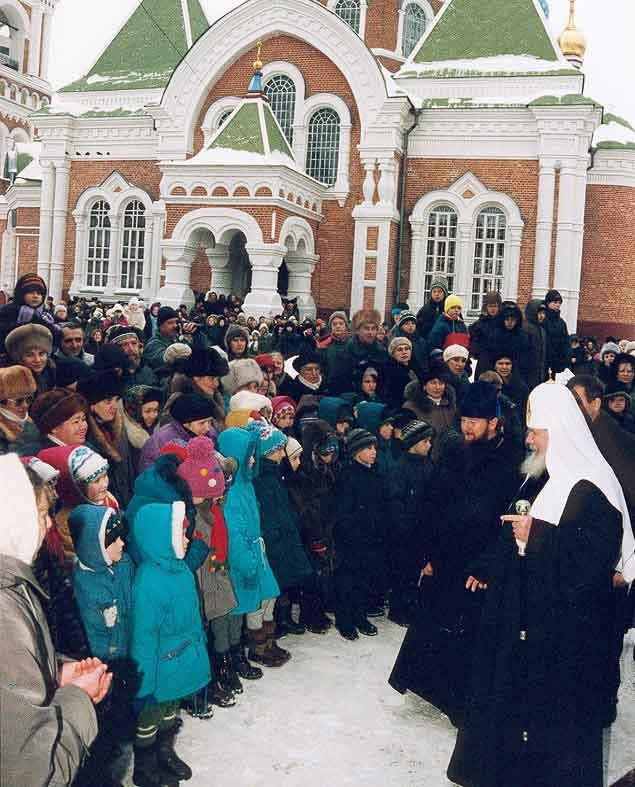 Нажмите на изображение для увеличения Название: Казанский собор.jpg Просмотров: 120 Размер:115.8 Кб ID:994265